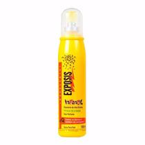 Exposis Spray Repelente Inseto Hipoalergênico Infantil 100ml