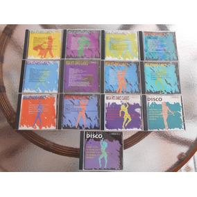 Abaixei:coletanea Mega Hits Dance Classics Importado 13 Cd