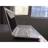 Notebook Sony Vaio Vgn-cr340f Pentium Dual 1.76ghz 2.0gb