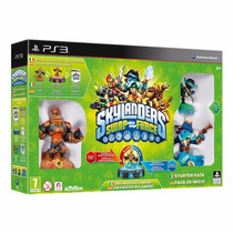 Skylanders Swap Force | Ps3 Playstation 3 Nuevo Envio Gratis