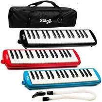 Melodica Stagg 32 Notas C/ Funda Y Acc Ideal Colegio Estudio