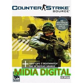 Counter Striker Souce Pc Hd Envio Imediato!