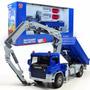 Caminhão Munk 1:50 Kaidiwei Articulado 620024