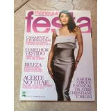 Revista Manequim Festa Christiane Torloni N°587 Ano 2008