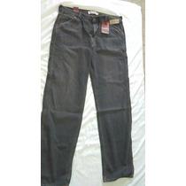 Pantalon Levis Carpenter Talla Grande (38x38) Original Negro
