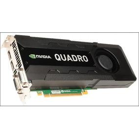 Placa Gráfica Nvidia® Quadro® K5000 Nova!!!