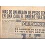Diario La Epoca - 28 De Octubre De 1955 Vuletich Busso
