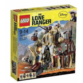 Lego Lone Ranger 79110 Tiroteo En La Mina Envio Gratis