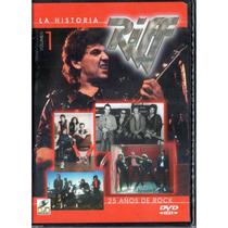 Riff - La Historia Vol 1 Y 2 ( Dvd ) - Los Chiquibum