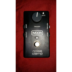 Mxr Noise Clamp #trocas (isp Noise Gate Boss Ns2 Decimator)