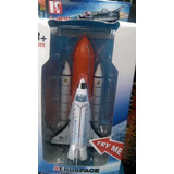 Avion Transbordador Espacial Con Luz Y Sonido 1:400