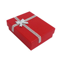 Caixa Convite Padrinhos Lembrança Casamento 15 Anos Vermelha