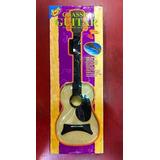 Guitarra Criolla Con Sonidos Y Luces Para Chicos