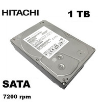 Disco Duro Hitachi 1tb Sata De 3gbps Interno 32mb 7200rpm