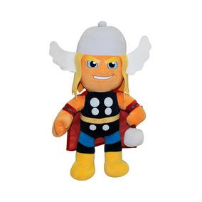 Boneco Pelucia Avengers Thor Buba Toys