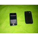 Iphone 3gs De 32 Gb Negro+funda No Permuto