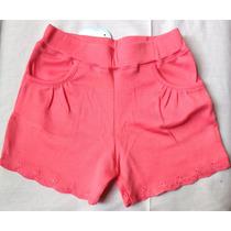 Ropa Babycottons Short Nena Niñas Pantalon Corto