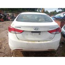Sucata Hyundai Elantra 2012/2013 Para Retirada De Peças