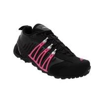Tênis Adidas Hellbender - Preto/rosa Aranha