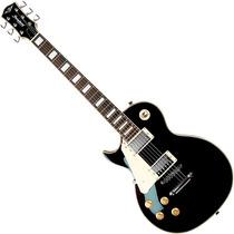 Guitarra Canhota Les Paul Pool Strinberg Clp79 Lh Preta