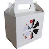 Caixas Para Canecas Porcelana C/visor 325 Ml (pacote C/100)