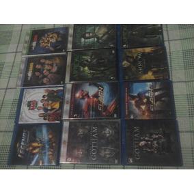 Arrow, Flash, Gotham, Dragon Ball Z, Vecinos, Spawn, Harryp