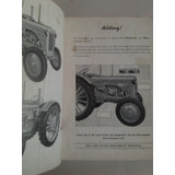 Manual 100% Original De Despiece: Tractor Hanomag R35 1955/6