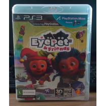 Jogo Eye Pet E Friends Play 3 (original)