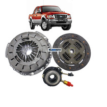Kit Embreagem Ford Ranger 2.8 Diesel 2001/.. C/atuador Reman