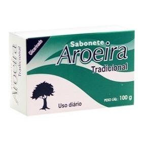 Sabonete Aroeira Barra Kit Com 36 Unidades Atacado Promoção