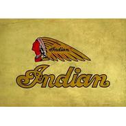 Bandeira Indian Motocycle