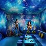 Murales Impresos Decoración Bares , Discos , Salones