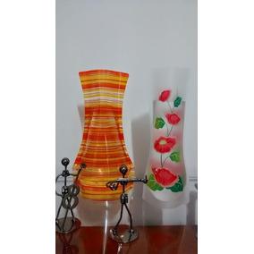 Kit Porta Flores Plastico - 5 Unidades