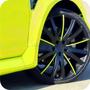 Adesivo Carro Envelopamento Móveis Fluorescente Papel Parede