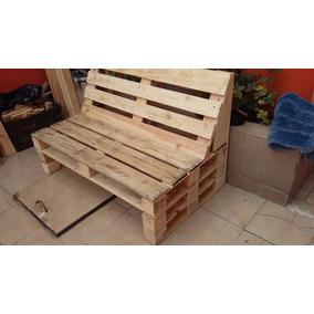 Sillones Hechas Con Tarimas Hecho Con Tarima Reciclada Yo Hice En - Como-hacer-un-sofa-con-palets-de-madera