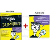 Libro Electrónico Ingles Para Dummies + Audios