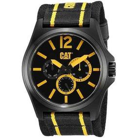 Reloj Caterpillar Negro Masculino