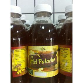 Mel Abelha Africana Puro 03 Unidades (fazenda Patacho) 700g