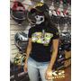 Camisa,babylook Feminina,mulher Motociclista,vr46,cbr,hornet
