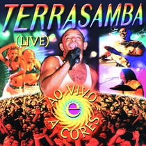 Cd Terra Samba - Ao Vivo E A Cores (95377)