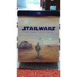 Star Wars - The Complete Saga (9 Blu-ray)