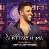 Gusttavo Lima - Buteco Do Gusttavo Lima - Cd