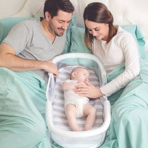 Cuna Portatil Para Bebe Moises Swaddleme