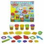 Play Doh Hora Del Almuerzo ( Lunchtime Creations ) Hasbro