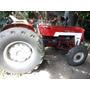Tractor Internacional Y Asperjadora De 600 Litros