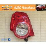 Chevrolet Aveo Hatchback - Faro Posterior