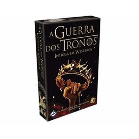 Jogo De Cartas - Guerra Dos Tronos - Intriga Em Westeros