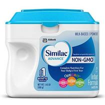 Similac Advance No-gmo Fórmula Infantil En Polvo 23,2 Onzas