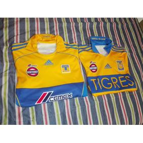 Paquete 2 Jersey Tigres Visita 2008 Y 2013 Negociab..