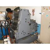 Maquina Para Imprenta, Impresora Offset, Heidelberg Gto 52
